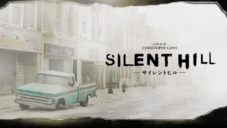 映画「サイレントヒル」公式サイト施策