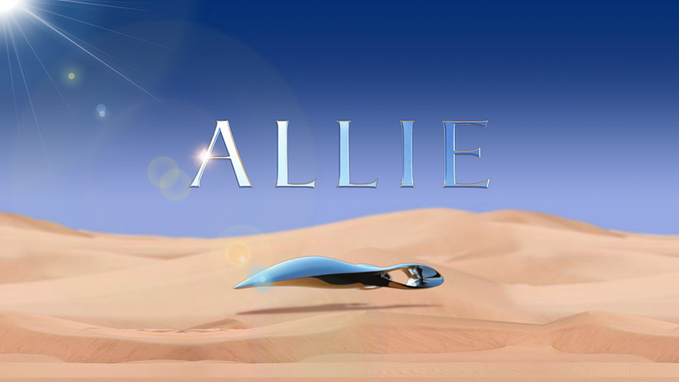 ALLIE(アリィー) ブランドサイト