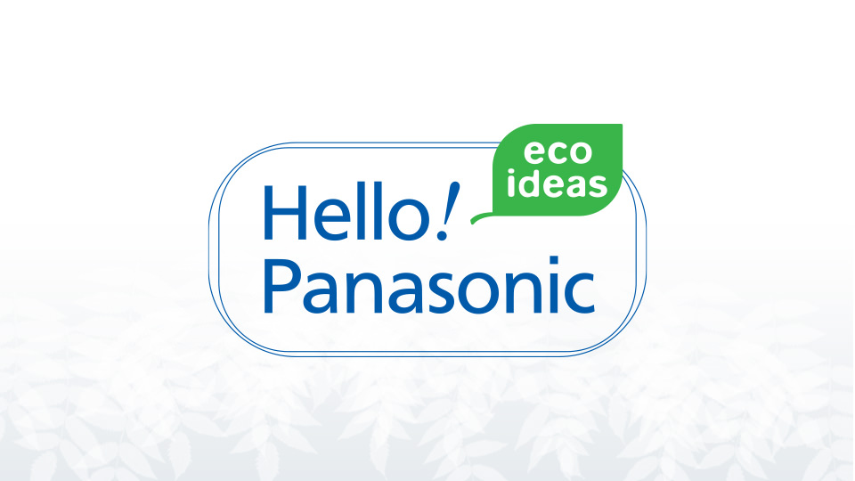 Hello! Panasonic