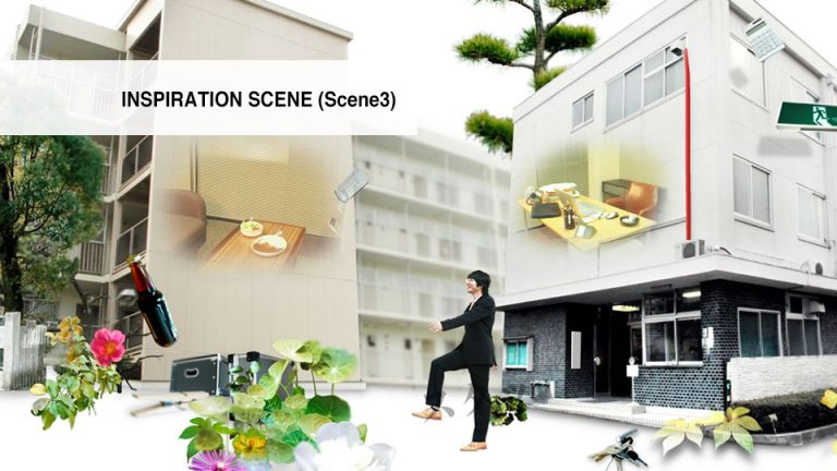 INSPIRATION SCENE (シーン3) コンテンツ制作