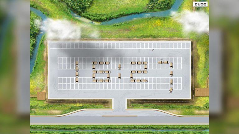 日産自動車「おでかけCUBE オンラインスクリーンセーバー」WEBプロモーション 施策