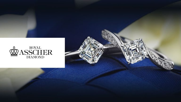 ROYAL ASSCHER DIAMOND ブランドサイト